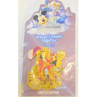 Disney Where Dreams HapPin - Captian Hook of the Caribbean LE 55607