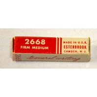 Esterbrook Nib Renew-Point - Firm Medium - #2668 General Writing NIB