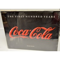 Coca-Cola The First Hundred Years 1986 by Anne Hoy, Factory Sealed.
