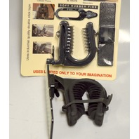 All Rite's Fin Grip Clip Stick on- Holds Cell phones, Binoculars and more. 2 pcs.
