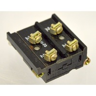 Cutler Hammer #E30KLA4 Contact Block - New Old Stock