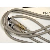 Nikon SC-18 Milti-Flash Sync Cord - w/ Instruction Manual