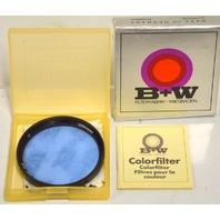B + WKB6 80C - 80D Color Filter NIB