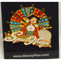 "Disney - with Mickey ""Spectro Magic"" Pin"