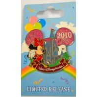 Disney Pin #0853 Cinderella Castle Collection - Minnie Mouse