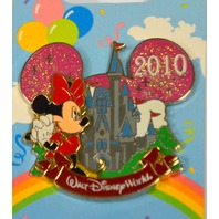 Disney Pin #0853 Cinderella Castle Collection - Minnie Mouse