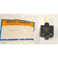 Honeywell Micro Switch  #2TL47-10