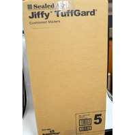 "Jiffy TuffGard #5 Cushioned Mailers/Sealed Air - 10 1/2""  x 16"", 100 pcs. #35568"
