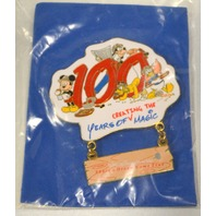 Disney Pin 2002 WDW 100 Years of Creating the Magic-Cast Member