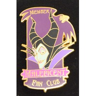 Disney Auction Pin - Maleficent Fan Club LE1000 - #DP00126