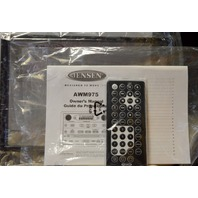 Jensen AWM975 Wall Mount for RV'sw/ remote .  New in Box