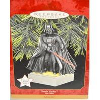 Hallmark  Ornament Darth Vader - Star Wars - Magic w/light and voice. #07531