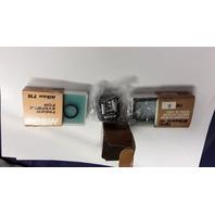 Nikon F3 Focusing Screen B, Nikon AS-10 Multi Flash Adapter, Finder Eyepiece FM
