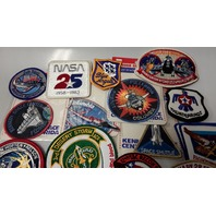 Lot of 22 Military Sew On Patches - All new