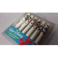 Walt Disney World Collectibles 6 pens - Mickey from 1928 to 1986
