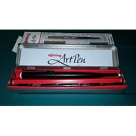 rotring Art Pen Calligraph 1,9 Art.Nr.S 0205600 w/ 5 ink cartridges