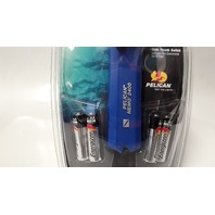 Pelican Nemo 2400 Incandescent Flashlight 45 Lumens, Submersible to 500'