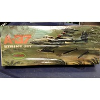 Aurora A-37 Strike Jet Scale Model Plastic Assembly Kit #147-100