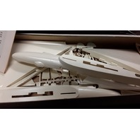 Avro Vulcan British Delta Wing Jet Bomber- 1/8 Scale - by The Lindberg Line