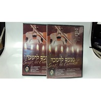 2 - Songs for Chanukah CD - 1 new and 1 used.