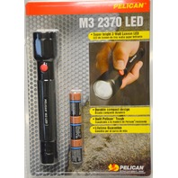 Pelican M3 2370 LED-Lithium Power- Submersible to 500'. New Old Stock