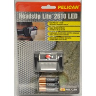 Pelican HeadsUp Lite 2610 LED - New old stock