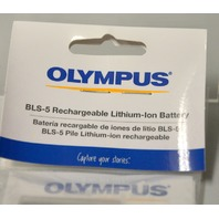 Olympus BLS-5 Rechargeable Lithium-Ion Battery
