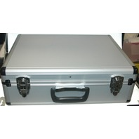 "Aluminum multi purpose brief case18""x14""x6"""