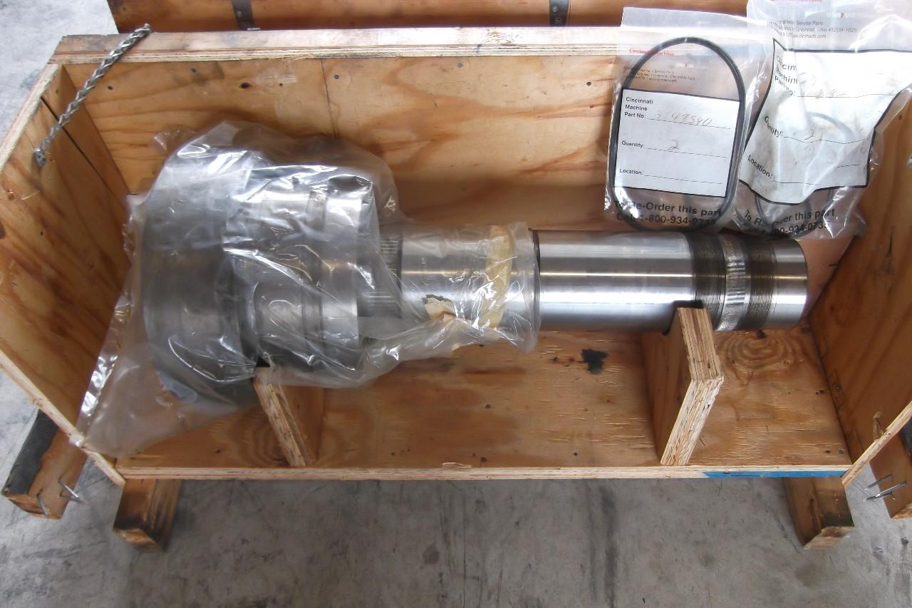 "Cincinnati Milacron 12"" Cinturn Lathe Spindle Cartridge"
