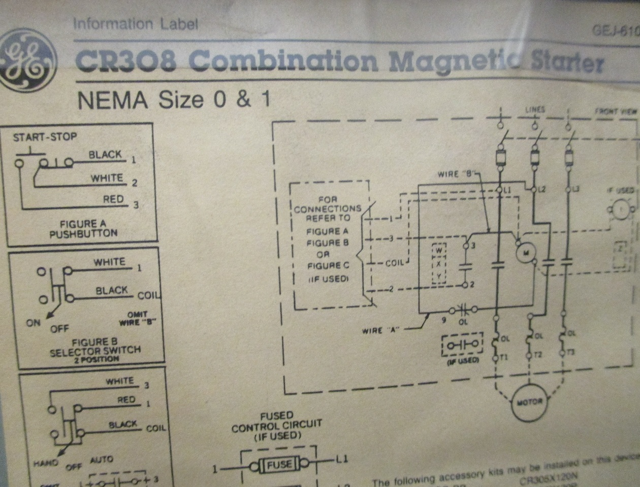 Ge 300 Line Control Wiring Diagram - 120 Volt Motor Starter Coil Wiring  Diagram - 5pin.tukune.jeanjaures37.fr | Ge Magnetic Starter Wiring Diagrams |  | Wiring Diagram Resource