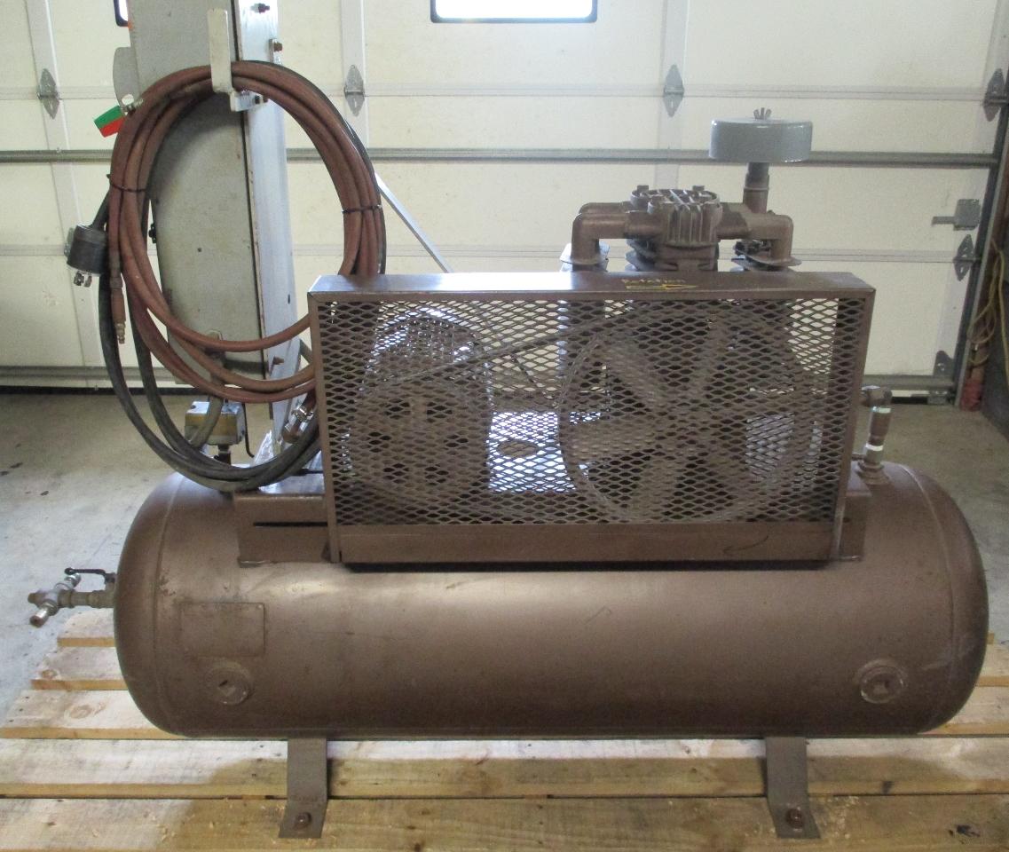 American Imc Inc T35 A 801h Air Compressor Daves