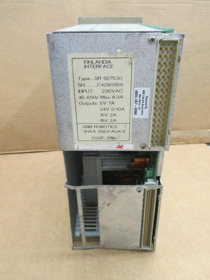 ABB Stromversorgung SR 927530 3HAA3563-AUA//1 DSQC 258