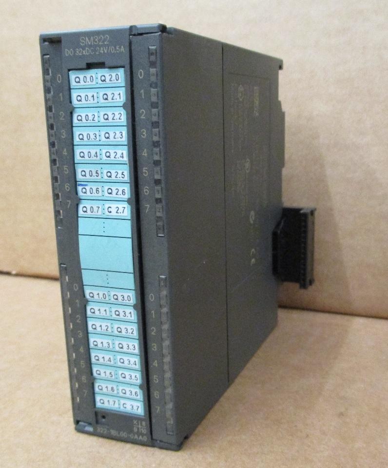 SIEMENS SM322 SIMATIC S7 6ES7 322 1BL00 0AA0