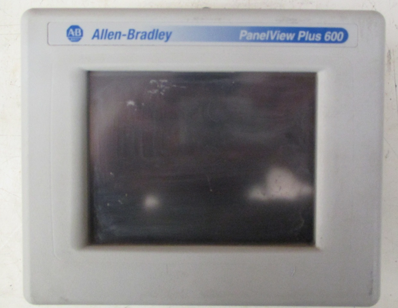 Allen Bradley PANELVIEW PLUS 600