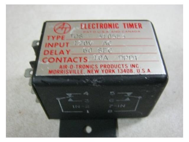 AIR-O-TRONICS ELECTRONIC TIMER