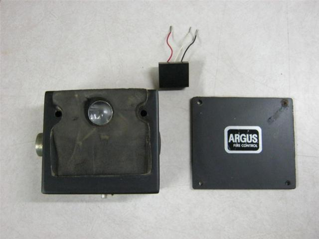 ARGUS FIRE CONTROL MODULE 242 DETECTS SPARK OR FLAME *Price Reduced*