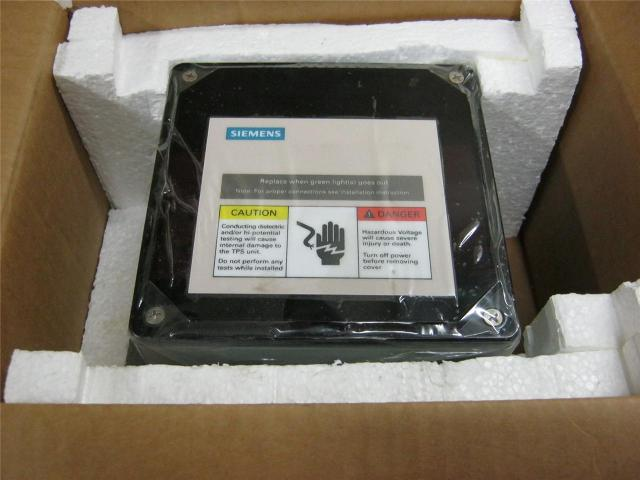 NEW Siemens TPS-C11/120/DC Transient Voltage Surge Suppressor | eBay