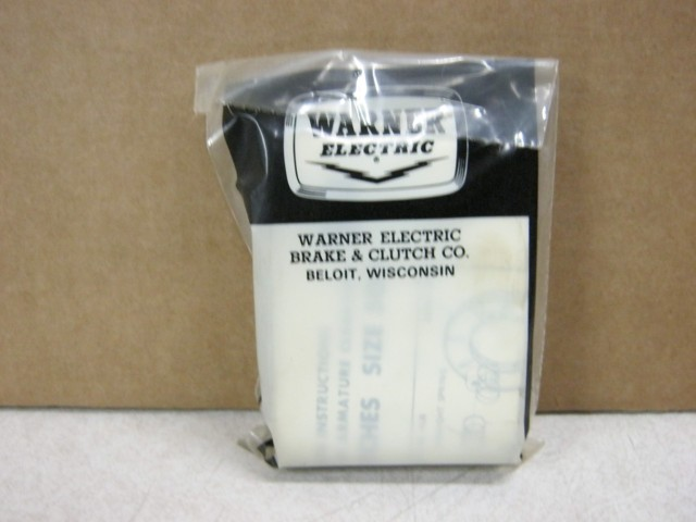 Warner Electric Autogap for automatic adjustment of brakes and clutches