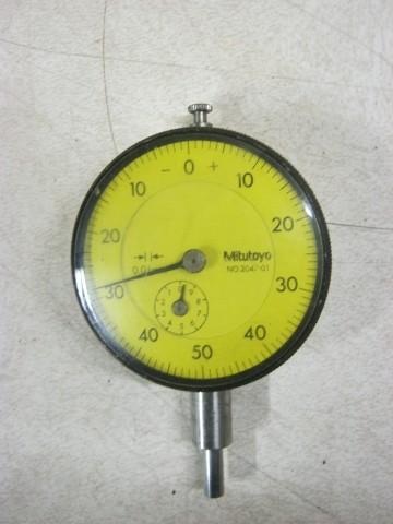 Mitutoyo Travel Dial Indicator