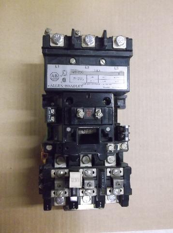 Allen-Bradley 509-D0D Starter 90AMP-600VAC Size 3