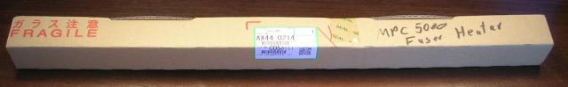 Genuine Ricoh Brand Fuser Heat Lamp, AX44-0214