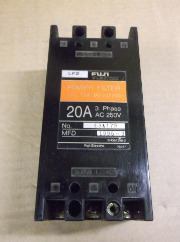 Fuji FHF-TA/20/250 Power Filter 20A