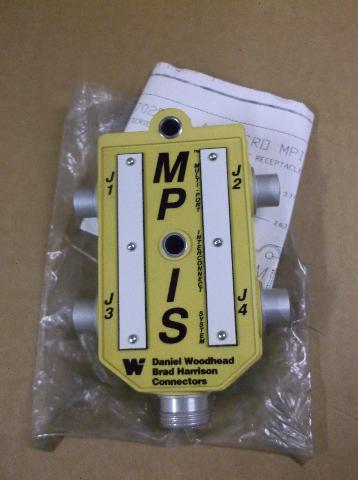 Bradharrison 702P403 AC Micro MPIS Series Side Mount, Dual Keyway