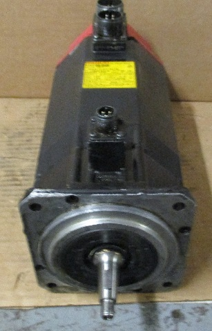 FANUC A06B-0127-B175 AC SERVO MOTOR A6/2000