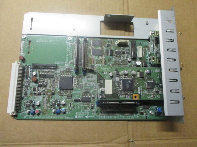 Ricoh Color Laser Printer Formatter Board G0815802A