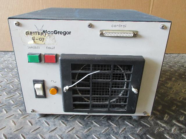 MacGregor  DC2000P  Welding Power Supply