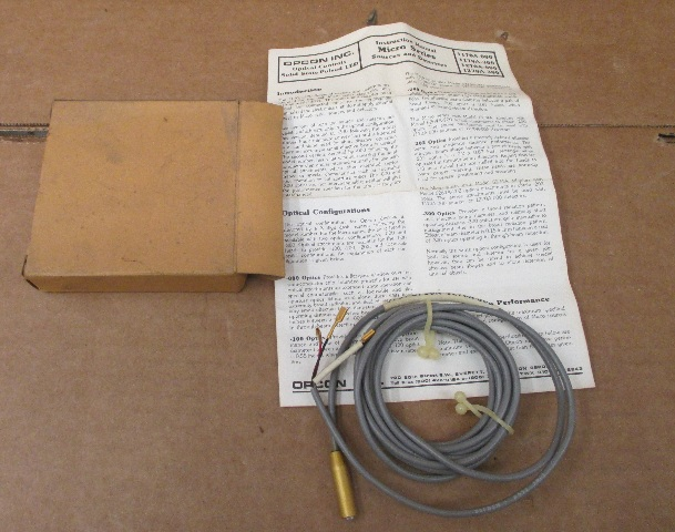 Cutler-Hammer & Opcon Eaton 1270A-300 Micro Detector ~ New in Box / Other