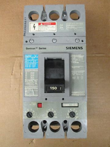 Details about  /ITE SIEMENS FD FD63F250 3 POLE 225 AMP TRIP CIRCUIT BREAKER FLAWED