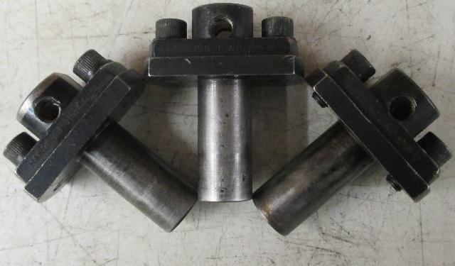 Hardinge floating tool holders 00-D *lot of 3*