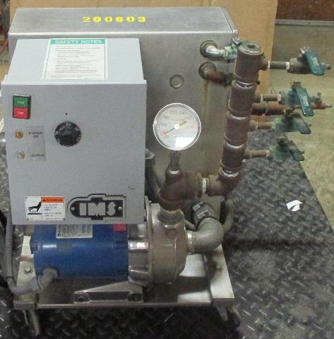 IMS WS 45SE thermolator